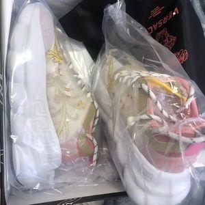 Versace women sneakers
